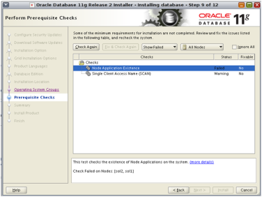 Build Oracle RAC 11 2 0 3 on Oracle Solaris 11 11 11 using