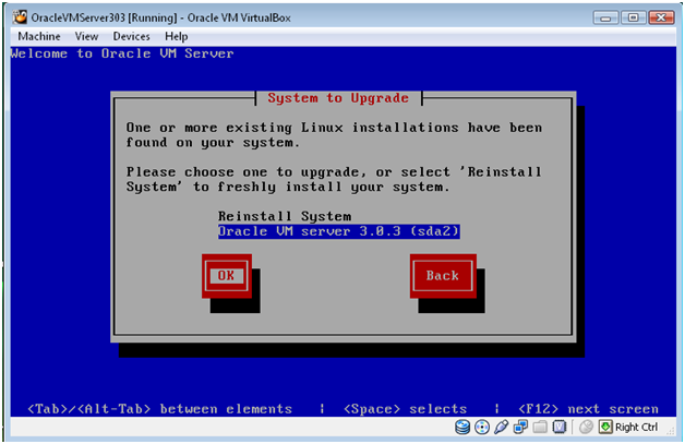 Oracle Virtualization – Installing Oracle VM Server 3.1.1, Oracle VM Manager 3.1.1 and Deploying Oracle RAC 11gR2 (11.2.0.3) Oracle VM templates Linux x86 64 bit for test configuration (5/6)