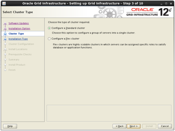 Build two node Oracle RAC 12c (12 1 0 1) cluster on OEL 6 5