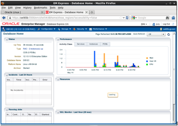 Build two node Oracle RAC 12c (12 1 0 1) cluster on OEL 6 5 using